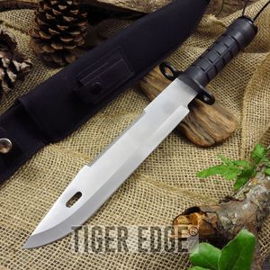 Fixed-Blade Survival Knife | 15.5