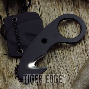 Fixed-Blade Neck Knife 3.5