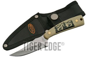 FIXED-BLADE HUNTING KNIFE   3