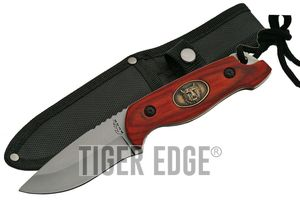 Fixed-Blade Hunting Knife | 3
