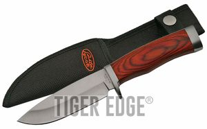 Hunting Knife Stainless Steel Blade 9