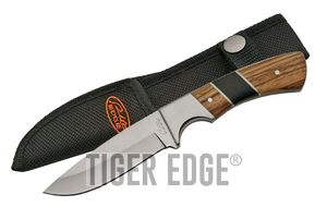 Hunting Knife Stainless Steel Blade 8