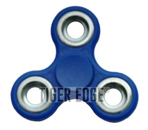 Fidget Spinner | Low-Cost - Stainless Steel Bearings - Blue 211420