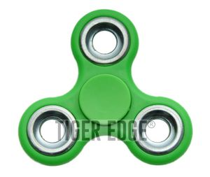 Fidget Spinner | Low-Cost - Stainless Steel Bearings - Green 211419