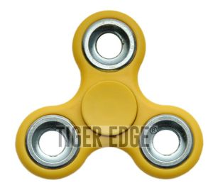 Fidget Spinner | Low-Cost - Stainless Steel Bearings - Yellow 211417