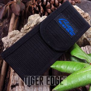 Black Rite Edge Heavy Duty Reinforced Nylon Belt Sheath for 5