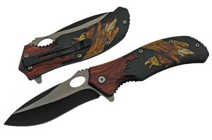 Spring-Assist Folding Knife | 3.5