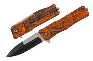 Spring-Assist Folding Knife | 4