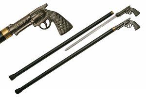 Sword Cane | Black 12