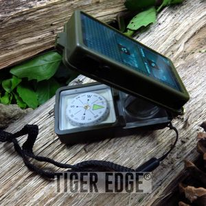 Multi-Function Survival Compass Camping Kit