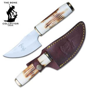 Hunting Knife   Bone Collector 4.25