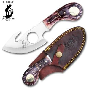 Hunting Knife - Brown | Bone Collector 3.5