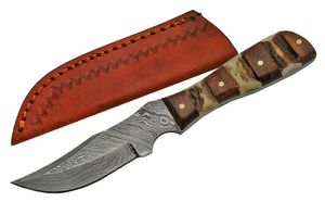 FIXED-BLADE HUNTING KNIFE | 6.25