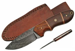 Fixed-Blade Hunting Knife | 8.5