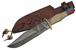 Fixed Blade Hunting Knife | 12.25