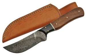 FIXED-BLADE HUNTING KNIFE 8.75