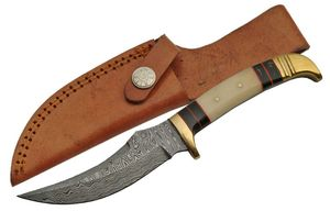 FIXED-BLADE HUNTING KNIFE   8