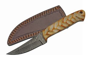 Damascus Steel Knife | 8