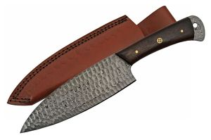 Chef Knife | Damascus Steel 6