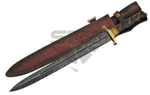 Damascus Steel Sword | 22