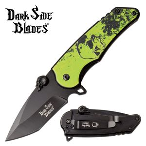 Spring-Assist Folding Knife | 6.5