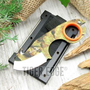 Elk Ridge Infinity Compact Field Skinner Gut Hook Knife W/ Sheath