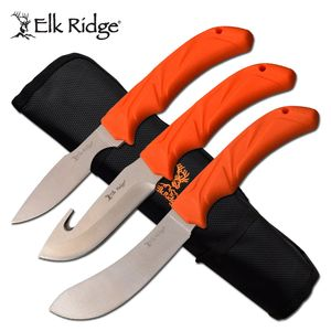 Hunting Knife Set | Elk Ridge 10