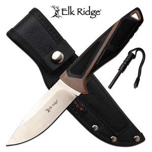 Survival Knife | Elk Ridge 4
