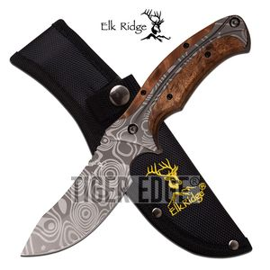 Fixed-Blade Hunting Knife | Elk Ridge 8.75