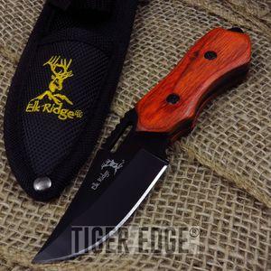 FIXED-BLADE HUNTING KNIFE Elk Ridge 6