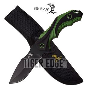 Fixed-Blade Hunting Knife Elk Ridge 9.2