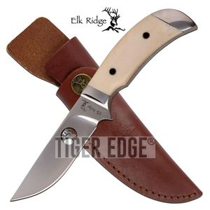 Fixed-Blade Hunting Knife Elk Ridge 8.5