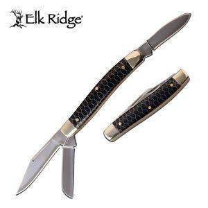 Stockman Folding Knife | Elk Ridge Classic 3