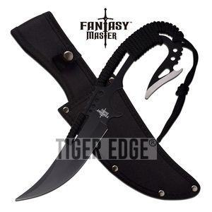 FIXED-BLADE FANTASY KNIFE 11