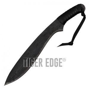 Kukri Machete | Heavy Duty Carbon Steel Blade Full Tang 19