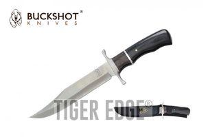 Bowie Knife | Buckshot Silver 7