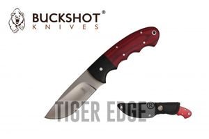 Hunting Knife Buckshot 8