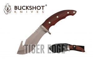 Fixed-Blade Hunting Knife | Buckshot 5
