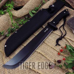 FIXED BLADE MACHETE 15