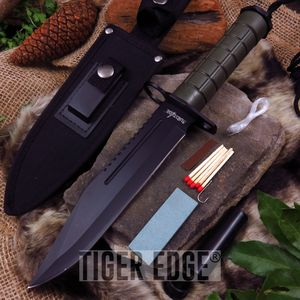 FIXED-BLADE SURVIVAL KNIFE 12