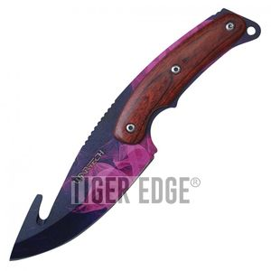 Gut Hook Hunting Knife | Wartech 9.5