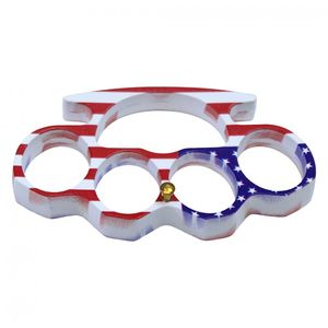 Paperweight | USA American Flag Heavy Duty Belt Buckle Knuckle Fighter