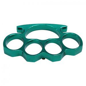 Paperweight | Teal Green Heavy Duty Belt Buckle Knuckle Fighter 4.5