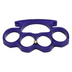 Paperweight | Purple Heavy Duty Belt Buckle Knuckle Fighter 4.5
