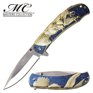 Spring-Assist Folding Knife 3.75