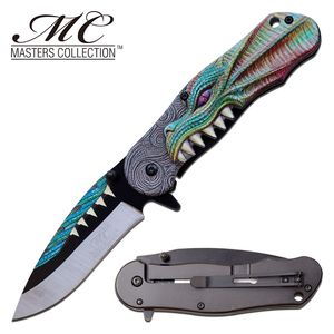 Spring-Assist Folding Knife | 8