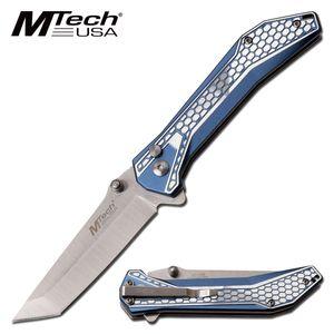 Folding Knife Mtech Gray Tanto 3.25