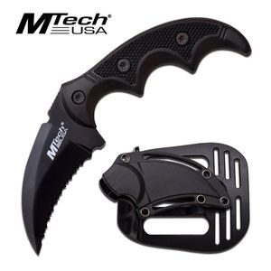 Fixed-Blade Tactical Knife | Mtech 5