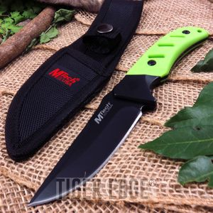 Fixed-Blade Tactical Knife Mtech 8