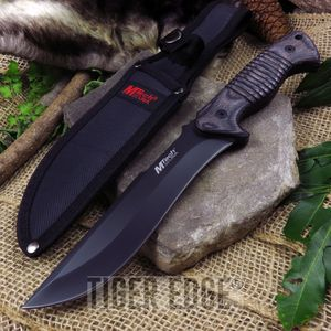 FIXED-BLADE COMBAT KNIFE | Mtech 11